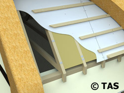 Thatch Fire Board System