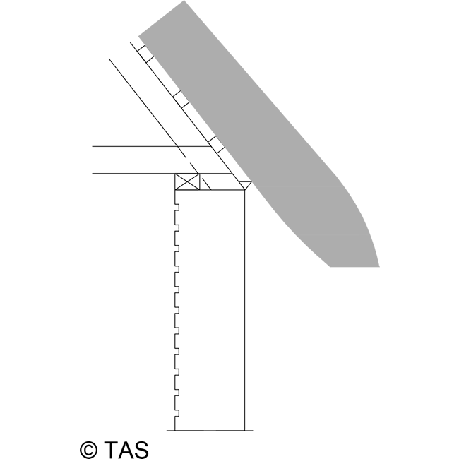 Flush Eaves Type