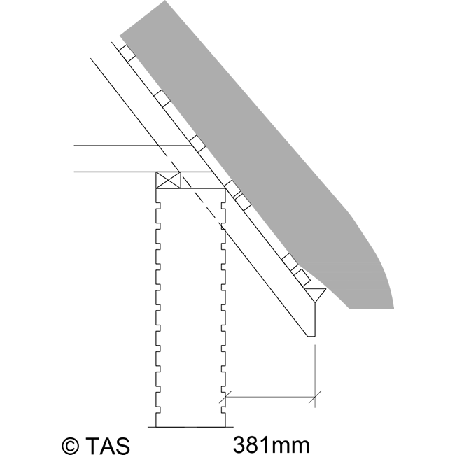 Open Eaves Type